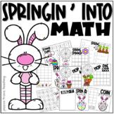 Springin' Into Math (10 Activities)