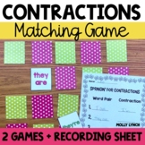 Springin' for Contractions Game