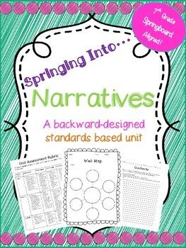 Springing Into Narratives