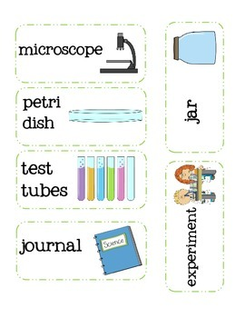 Spring Into Science:  Science Activities with a Spring Theme