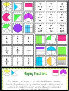 Springing Into Summer Math & Literacy Centers {w/differentiation}