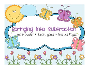 Springing into Subtraction