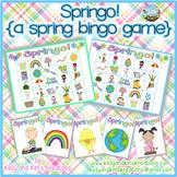 Springo! {a spring bingo game}