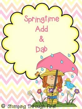 Springtime Add & Dab