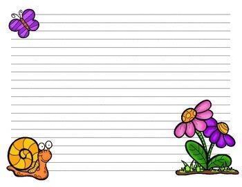 Springtime Buddies  Roll & Write