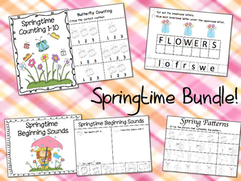 Springtime Bundle!