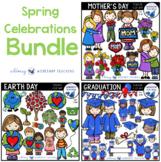 Springtime Celebrations Clip Art BUNDLE
