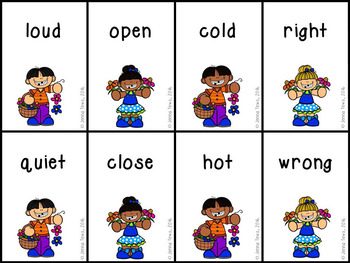 Springtime Children Antonyms