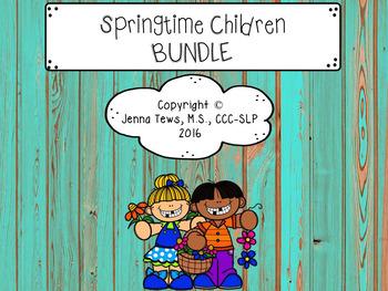 Springtime Children BUNDLE!