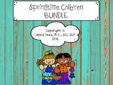 #spedspringsahead Springtime Children BUNDLE!