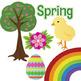 Free Spring Clip Art - Springtime