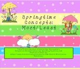 Springtime Concepts: Most/Least