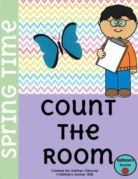 Springtime Count the Room