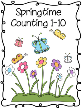 Springtime Counting 1-10
