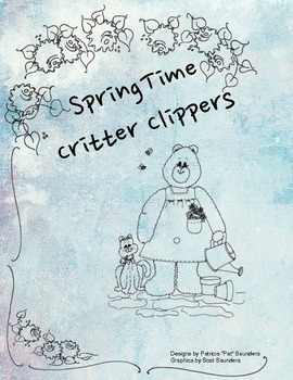 Springtime Critter Clippers