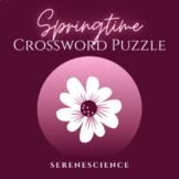 Springtime Crossword Puzzle