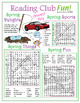 Springtime Delights Word Search Puzzle