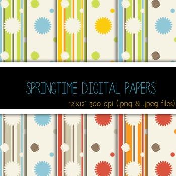 Digital Papers Pack