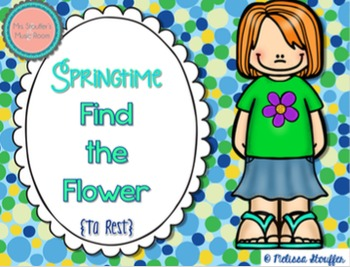Springtime Find the Flower {Ta Rest}