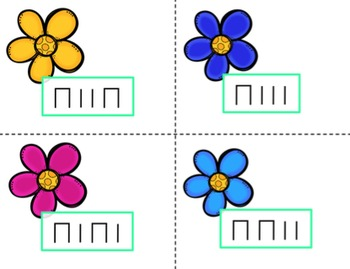 Springtime Find the Flower {Ta TiTi}