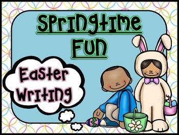 Springtime Fun Easter Writing Pack
