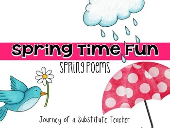 Spring Poems Pack