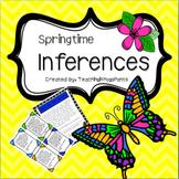 Springtime Inferences