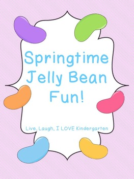 Springtime Jelly Bean Fun