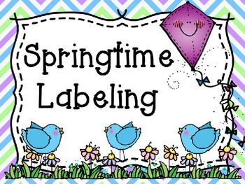 Springtime Labeling