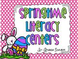 Springtime Literacy Centers/ Word Work