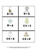 Springtime Math Center Packet