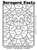 Springtime Multiplication Mosaics-Math Fact Fun! New Images!