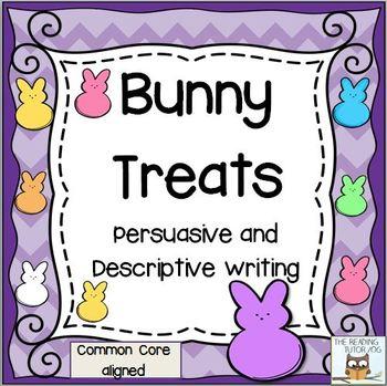 Spring Persuasive and Descriptive Writing