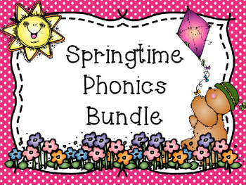 Springtime Phonics Bundle