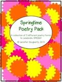 Springtime Poetry Pack