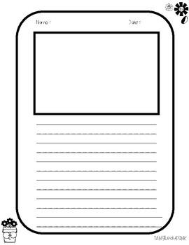 Springtime Primary Paper