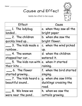 Springtime Printables - Literacy and Math