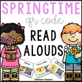 Springtime QR Code Read Alouds