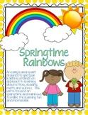 Springtime Rainbows Unit