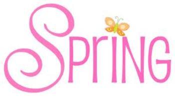 Springtime SIOP Unit & Clipart Collection