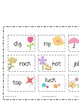 Springtime Short Vowel Word Sort/Write the Room