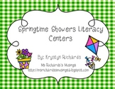 Springtime Showers Literacy Centers