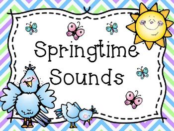 Springtime Sounds