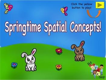 Springtime Spatial Concepts 1