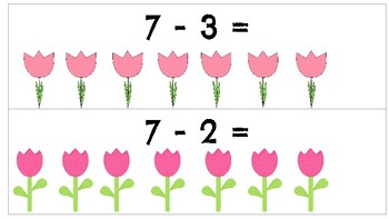 Springtime Subtraction