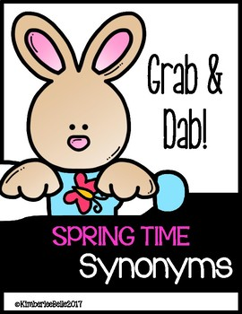 Springtime Synonyms