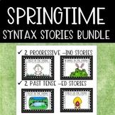 Springtime Syntax Stories Bundle
