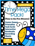 Spring Time Mega Pack of Printables, Center Games, Task Cards and More!