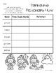 Springtime Trolls: Dictionary Hunt - Practice - Guide Words