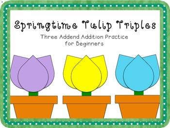 Springtime Tulip Triples